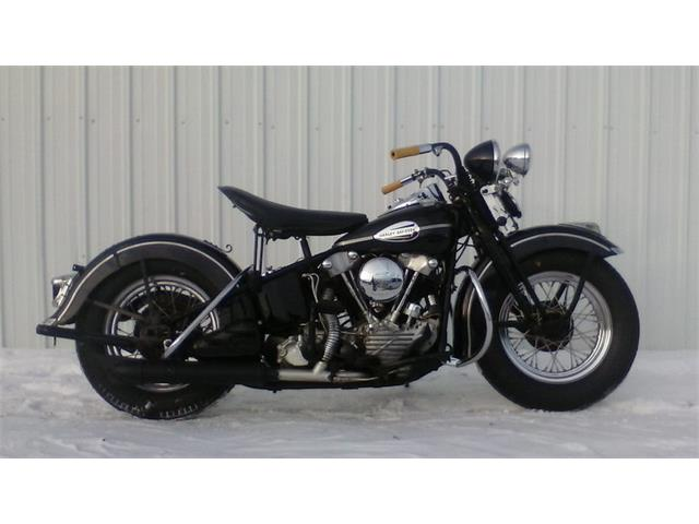 1945 Harley-Davidson Knucklehead F Model   938126