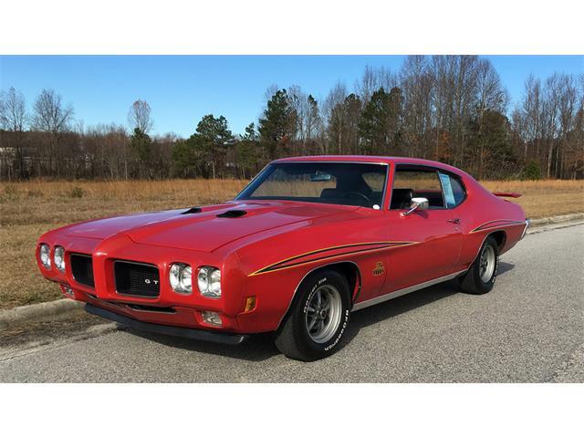 1970 Pontiac GTO (The Judge) | 938148
