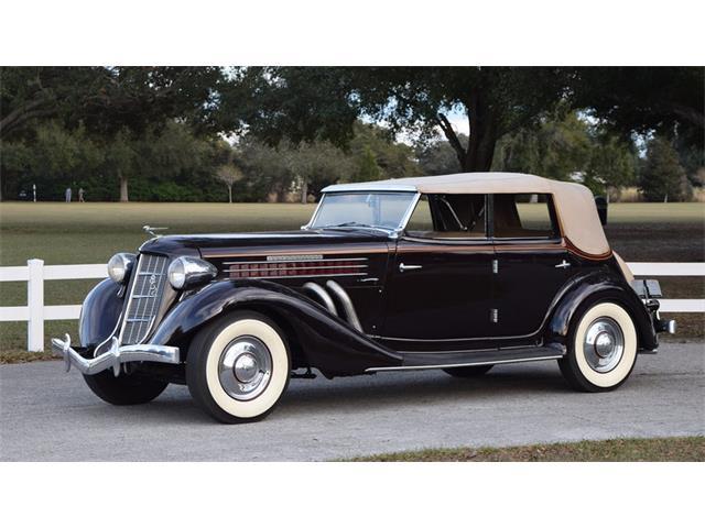 1936 Auburn 850Y | 938151