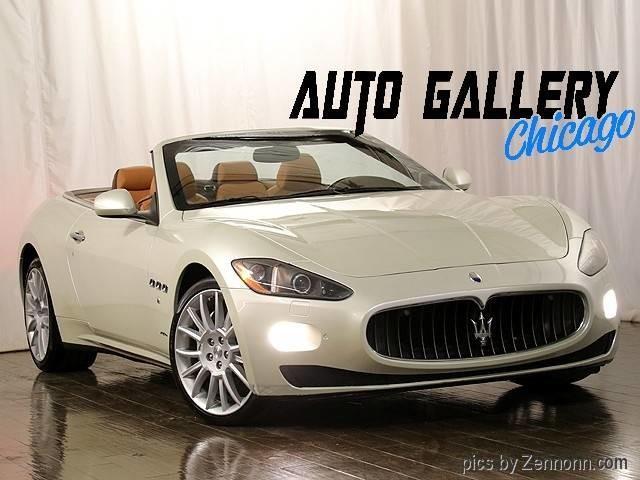 2011 Maserati GranTurismo Convertible | 938161