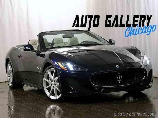 2013 Maserati GranTurismo Convertible | 938162
