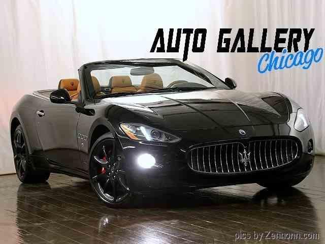 2013 Maserati GranTurismo Convertible | 938166