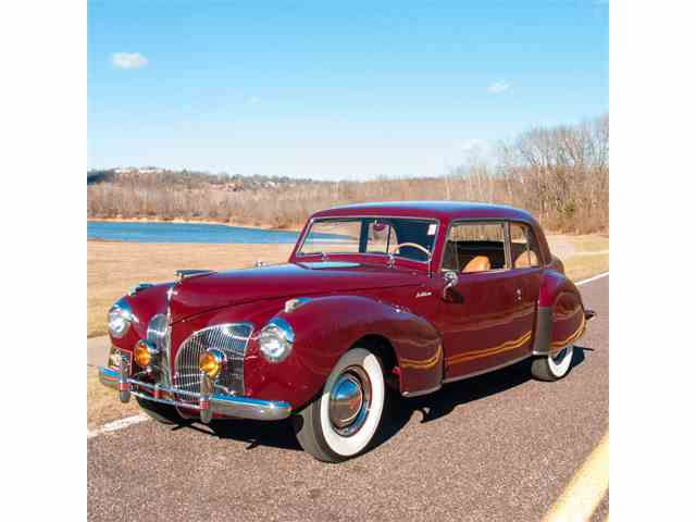 1941 Lincoln Coupe | 938167