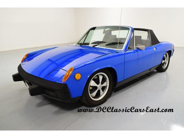 1976 Porsche 914 | 938177