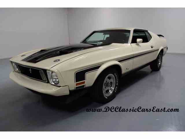 1973 Ford Mustang | 938178