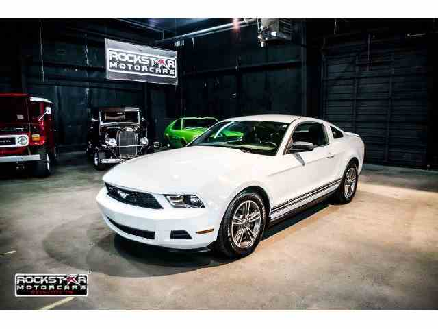 2012 Ford Mustang | 938179