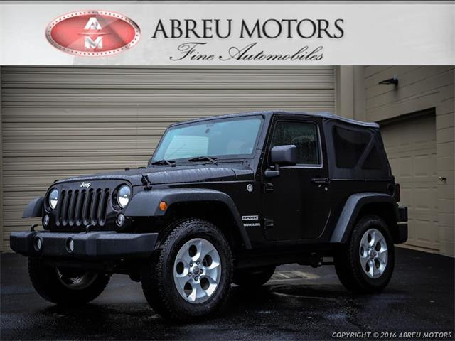 2014 Jeep WranglerFreedom Edition | 938186