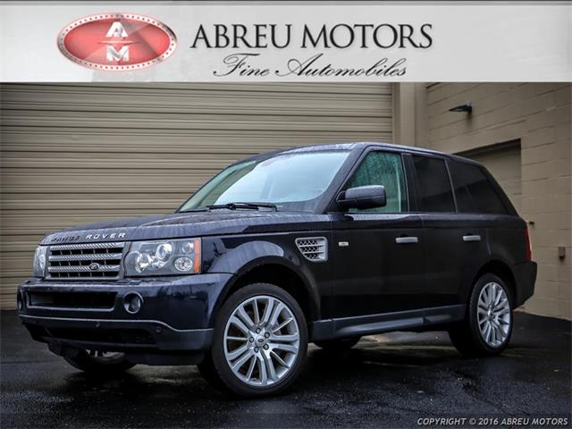 2009 Land Rover Range Rover SportSupercharged | 938187