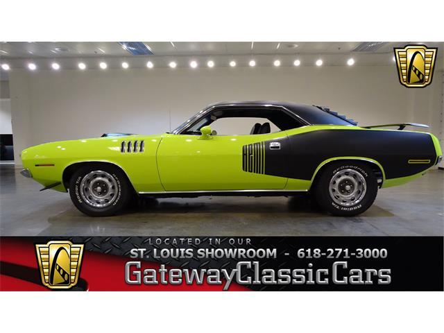 1971 Plymouth Barracuda | 938191