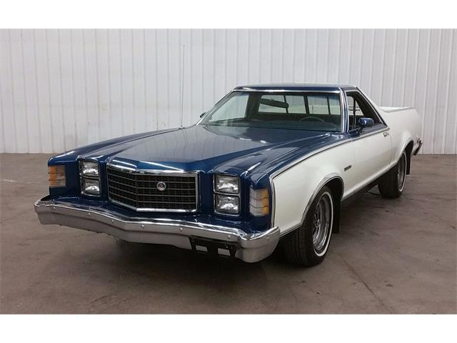 1977 Ford Ranchero | 938192