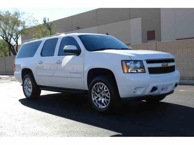2007 Chevrolet Suburban | 938197