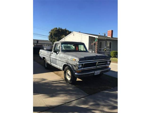 1971 Ford F100   930082