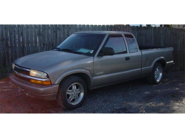 1999 CHEVROLET S-10 EXTENDED CAB | 938207