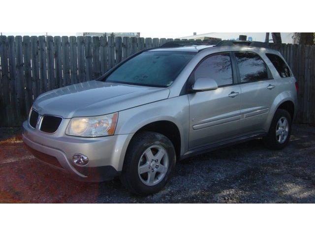 2007 Pontiac Torrent   938209