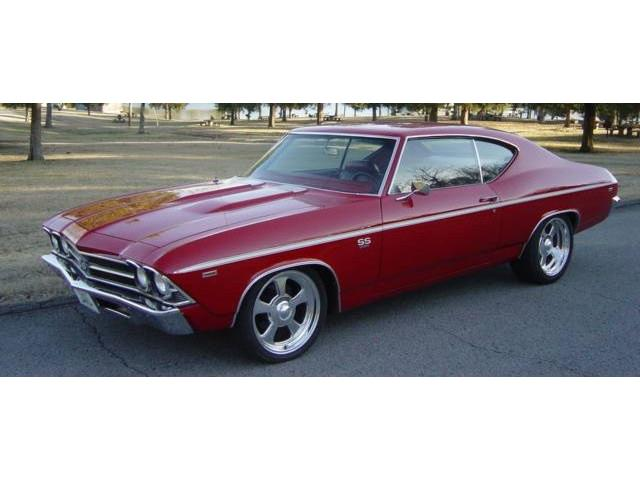 1969 Chevrolet Chevelle | 938212