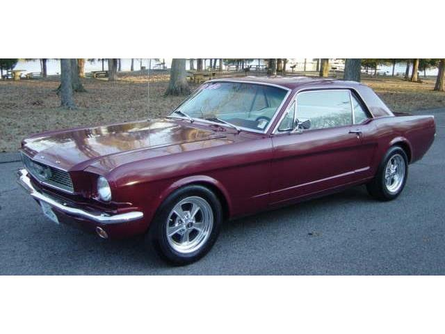 1966 Ford Mustang | 938215