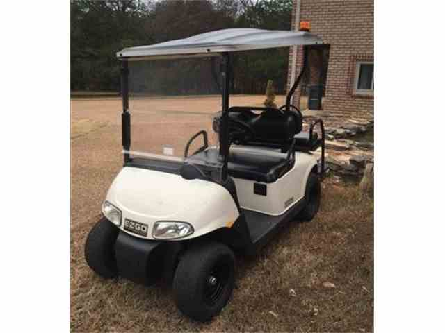 2014 EZ-GO GAS GOLF CART SHUTTLE 2+2 | 938216