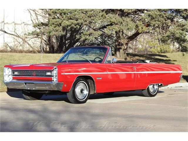 1968 Plymouth Fury Convertible 1 Owner and fully documented | 938224