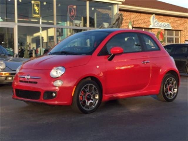 2013 Fiat 500L | 930823