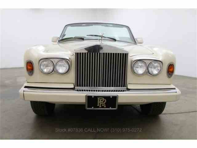1987 Rolls-Royce Corniche II | 938230