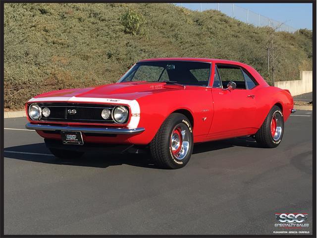 1967 Chevrolet Camaro | 938237