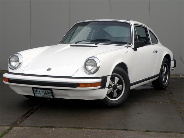 1976 Porsche 912   938239