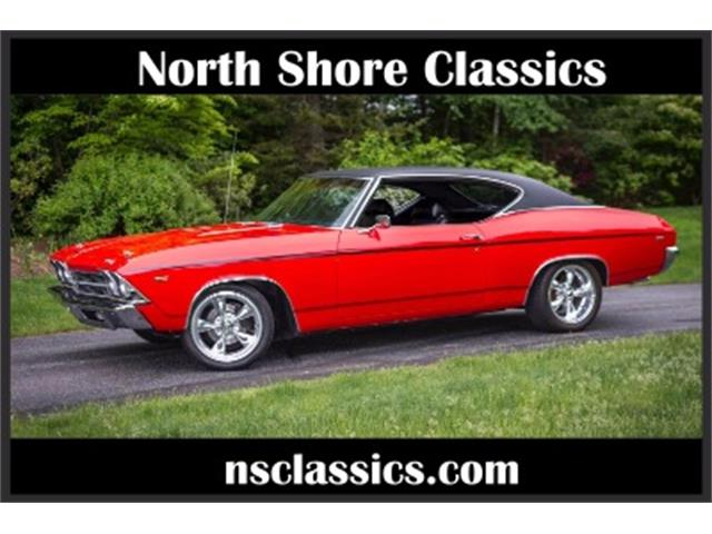 1969 Chevrolet Chevelle | 938243