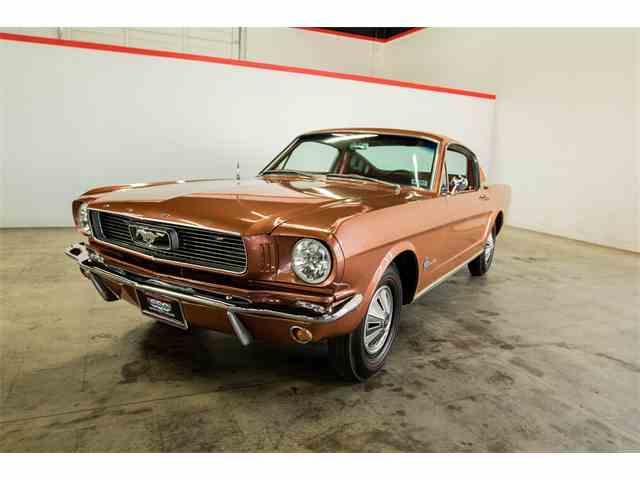 1966 Ford Mustang | 938244