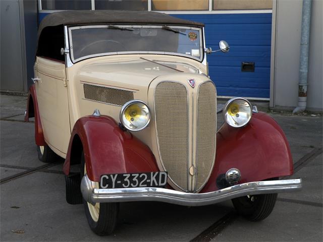 1937 Rosengart LR4N2 | 938245