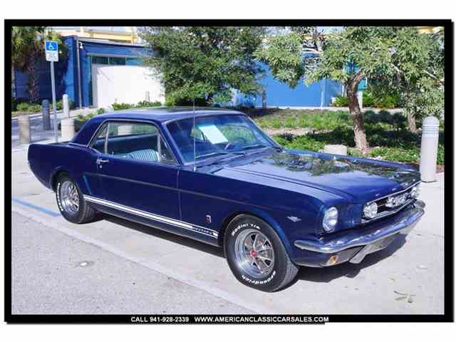 1966 Ford Mustang | 938246