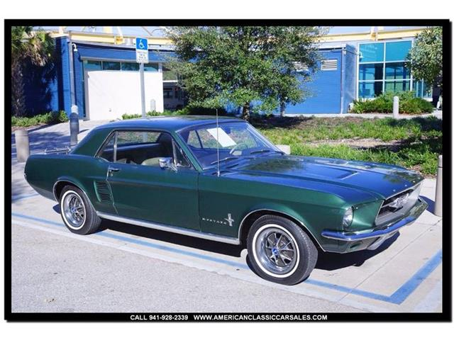 1967 Ford Mustang | 938247