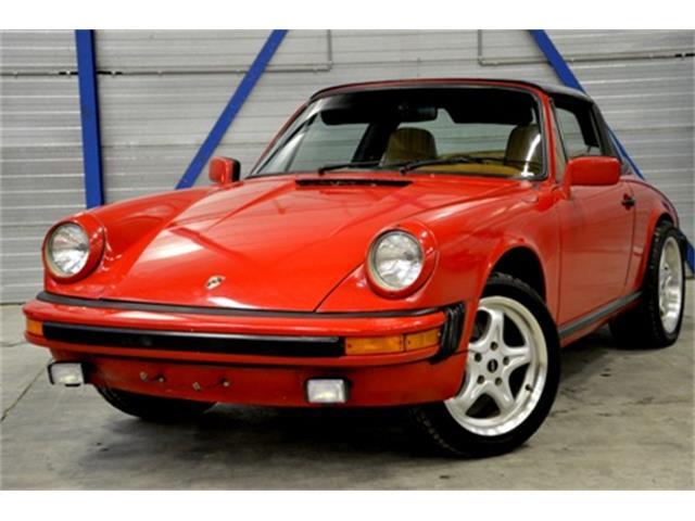 1977 Porsche 911S | 938257