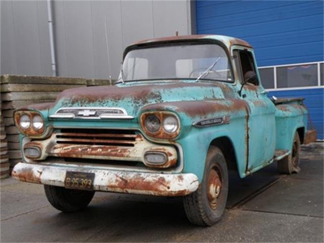 1958 Chevrolet Apache | 938258