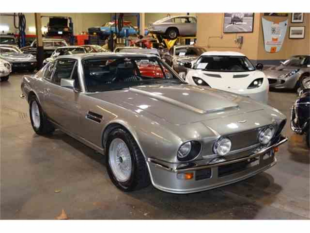 1980 Aston Martin V8 (Oscar India) Coupe | 938262