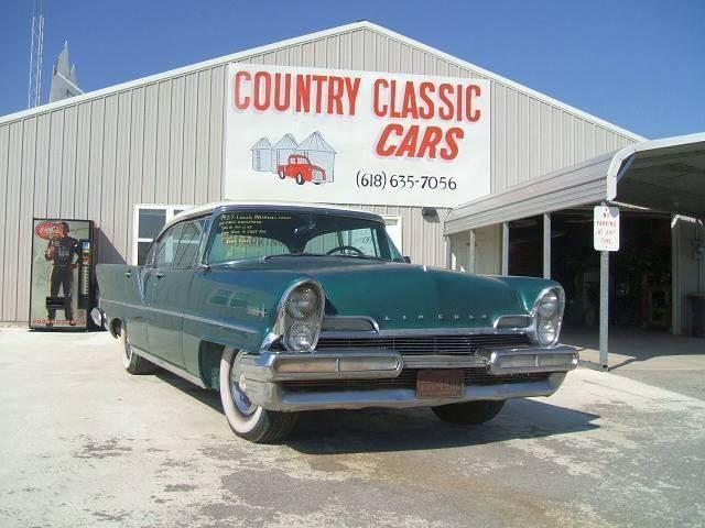 1957 Lincoln Premiere | 938275