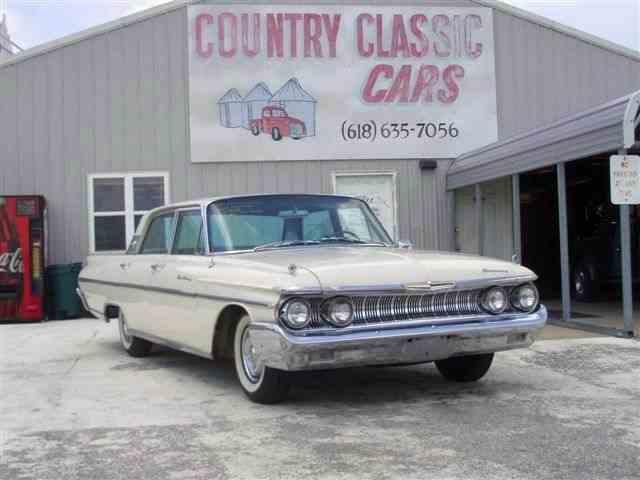 1961 Mercury Monterey | 938276