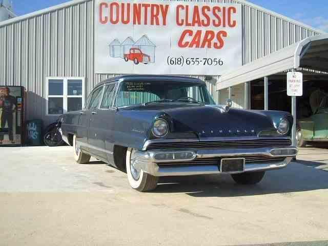 1956 Lincoln Capri | 938277