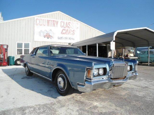 1971 Lincoln Continental Mark III | 938285