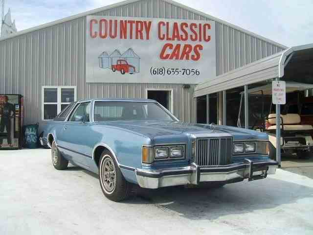 Picture of 1979 Cougar located in Staunton Illinois - $6,550.00 Offered by Country Classic Cars - K3ZK