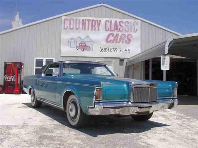 1970 Lincoln Mark III | 938289