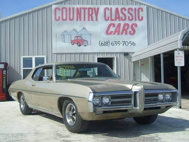 1969 Pontiac Bonneville | 938290