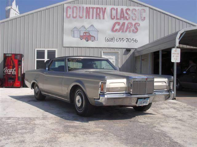 1971 Lincoln Mark III | 938291