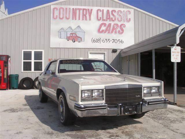1983 Cadillac Eldorado Biarritz | 938292