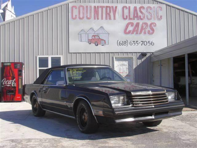 1983 Dodge Mirada | 938294