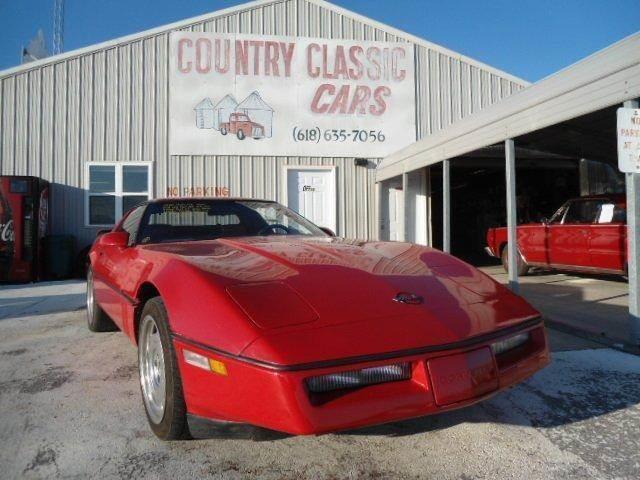 1986 Chevrolet Corvette | 938300
