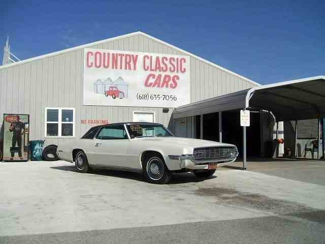 1968 Ford Thunderbird | 938302