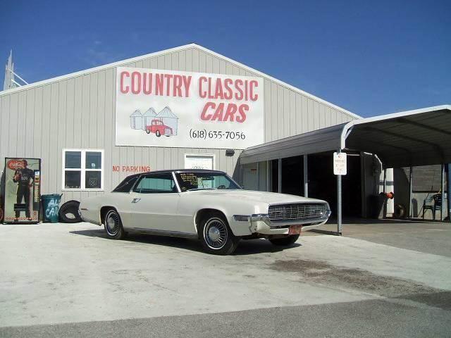 1968 Ford Thunderbird | 938302