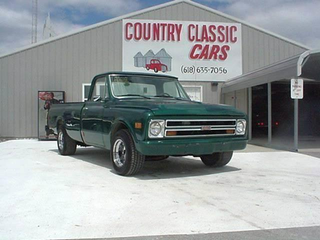 1968 Chevrolet Pickup | 938303