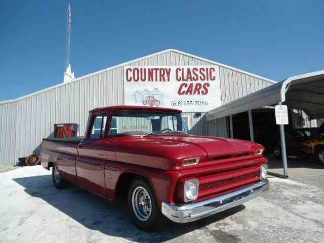 1963 Chevrolet C10 Custom PU St Rod | 938304