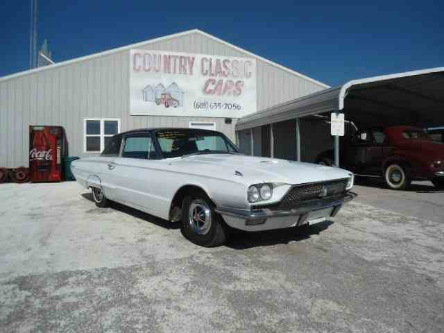 1966 Ford Thunderbird | 938306